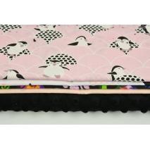 Fabric bundles No. 422 KO 20x160 cm