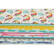 Fabric bundles No. 66 D 70x150cm