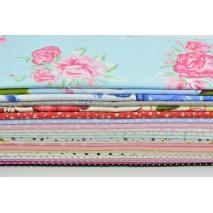 Fabric bundles No. 46 E 60x140cm