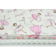 Fabric bundles No. 425 KO 40x160cm