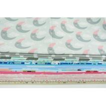 Fabric bundles No. 245 AO 40x140cm