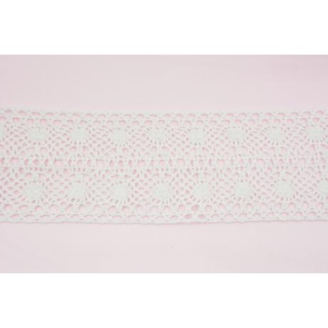Koronka bawełniana 90mm, biała