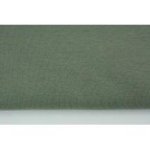 Looped knitwear plain khaki (darker)