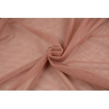 Soft tulle, marsala pink