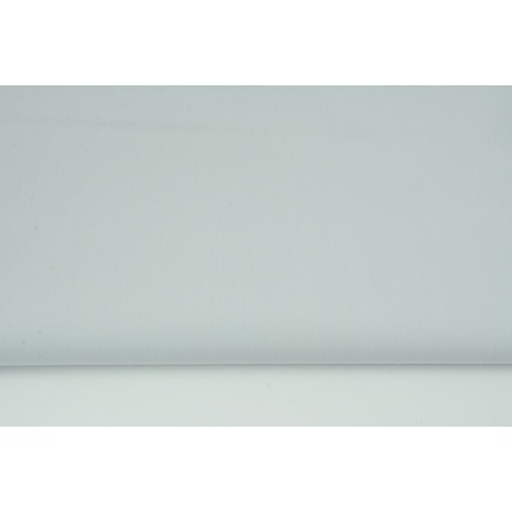 Bawełna 100% siwa jednobarwna PREMIUM