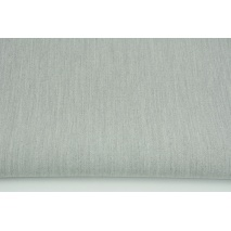 Clothing fabric, plain gray 310g/m2