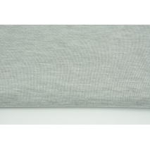Knitwear, viscose with elastane, gray melange 230g/m2