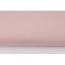 Drelich, bawełna 100%, pudrowy, brudny róż mtk II jakość