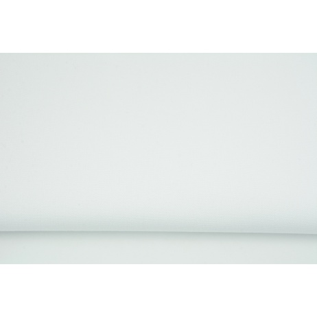 100% cotton HOME DECOR, HD plain white 250 g/m2 N