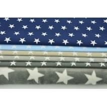 Fabric bundles No. 444 KO 40x160cm