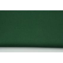 Bawełna 100% ciemna zieleń jednobarwna PREMIUM
