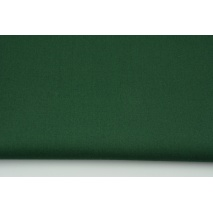 Cotton 100% plain dark green combed cotton PREMIUM