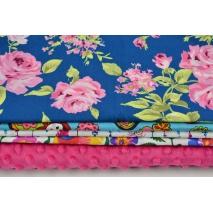 Fabric bundles No. 471 KO 70x140cm
