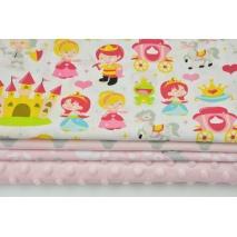 Fabric bundles No. 468 KO 40x160cm
