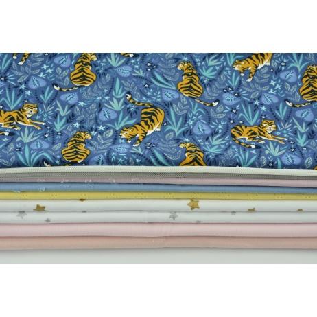 Fabric bundles No. 466 KO 40x140cm