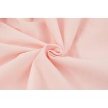 Dzianina, dresówka pętelkowa cukierkowy róż jednobarwna