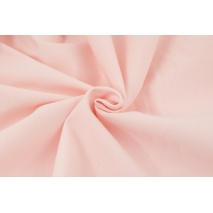 Looped knitwear plain candy pink