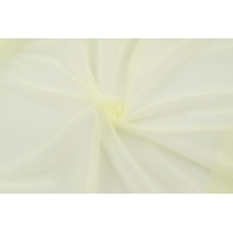 Soft tulle, light yellow