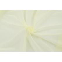 Soft tulle, light yellow