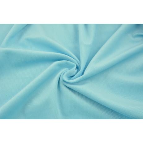 Velvet gładki jasny turkus 220 g/m2