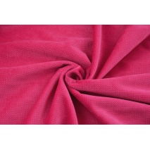 Velvet smooth fuchsia 220 g/m2