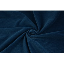 Velvet smooth navy 220 g/m2