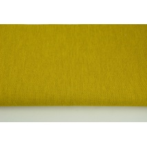 Decorative fabric, plain dark yellow 187g/m2