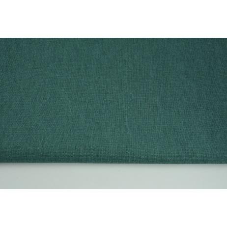 Tkanina dekoracyjna, szmaragd jednobarwna 187g/m2