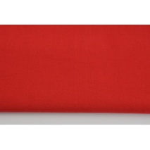 Cotton 100% plain red T