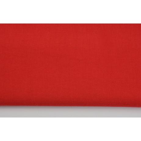 Cotton 100% plain red T