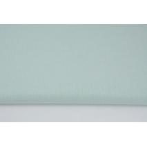 Bawełna 100% szaro-miętowa jednobarwna