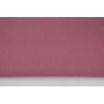 Bawełna 100% ciemny wrzos, jednobarwna