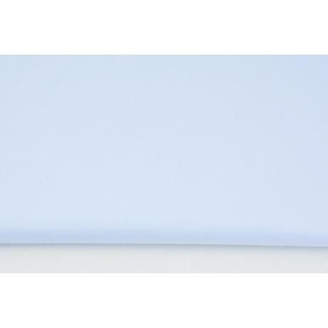 Cotton 100% plain porcelain baby blue