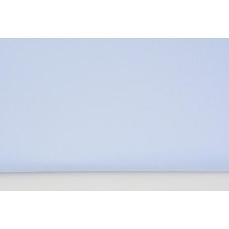 Bawełna 100% błękitna jednobarwna