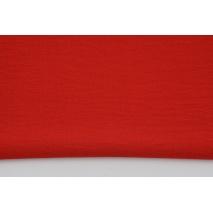 Viscose 100% plain red