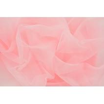 Chiffon, plain candy pink