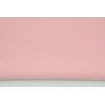 Cotton 100% plumeti sweet pink (2)