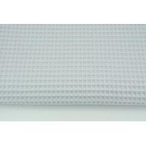 Cotton 100% waffle gray CZ 160 cm