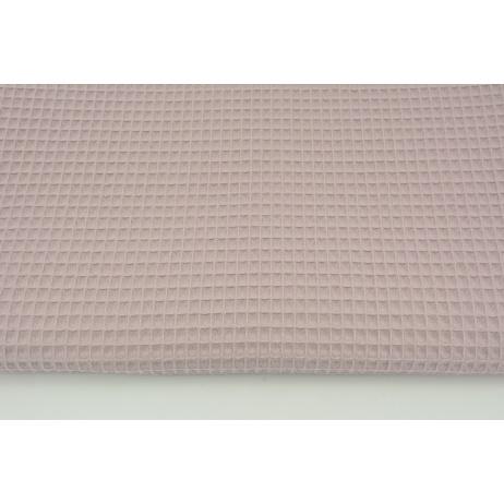 Cotton 100% waffle dirty violet CZ 160 cm