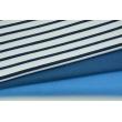 Looped knitwear light blue (melange)
