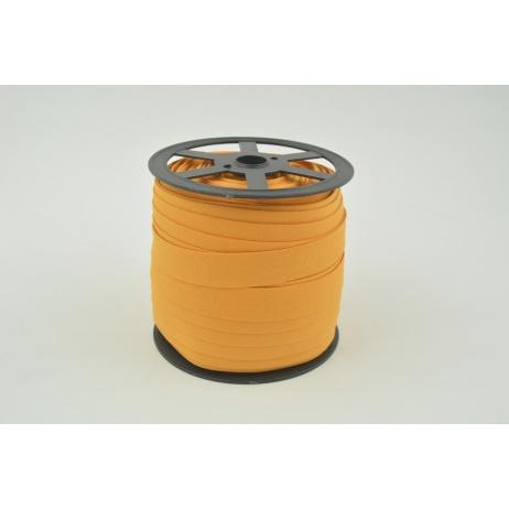 Cotton bias binding carrot orange