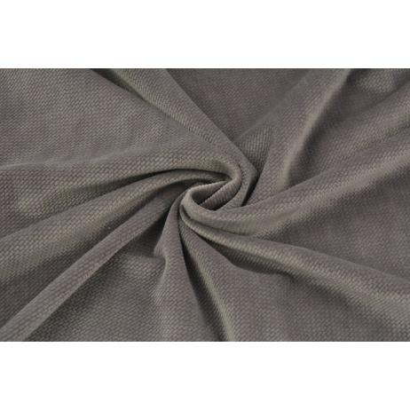 Velvet smooth violet-brown 220 g/m2
