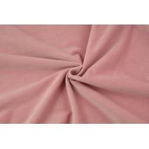 Velvet smooth dirty pink 220 g/m2