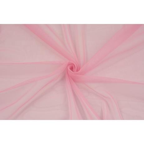 Tiul miękki, różowy