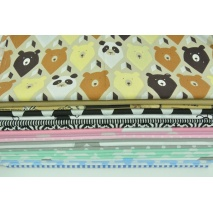 Fabric bundles No. 29 OE 90x140cm