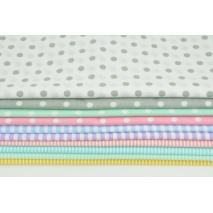 Fabric bundles No 226 AEO 20x150 cm