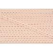 Koronka bawełniana 9mm, łosoś