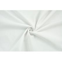 Velvet gładki biały 220 g/m2