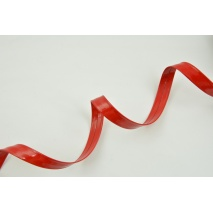 Skay bias binding with gloss, red