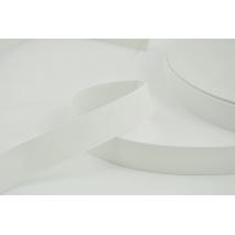 Guma 22mm biała